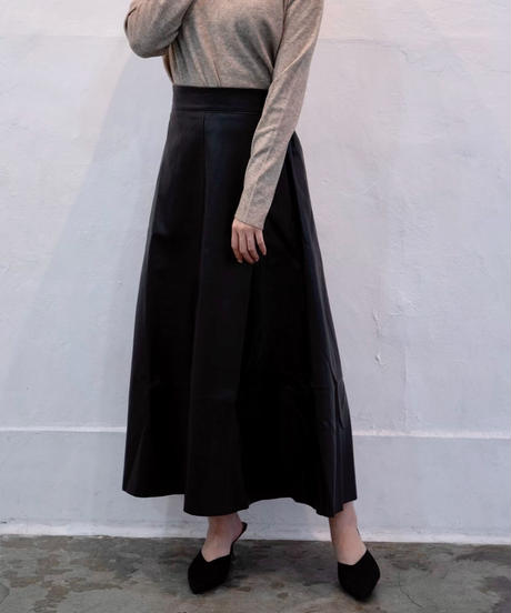 フルレザースカート