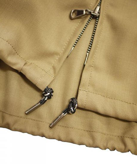 JieDa OVER ZIP JACKET (GRE) Jie-21S-JK02