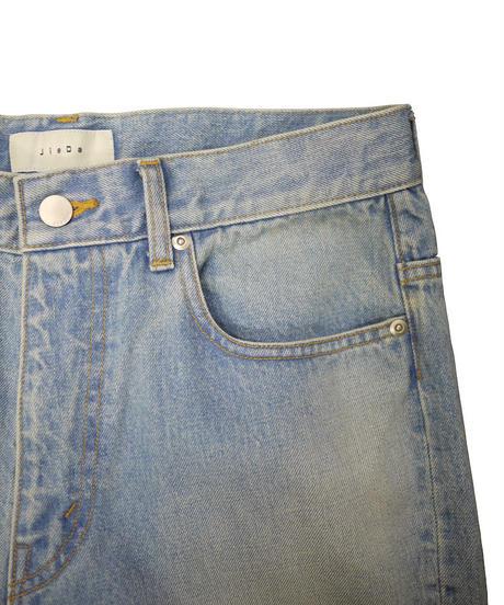 JieDa USED FLARE DENIM PANTS (IND) Jie-STD-PT05-USED