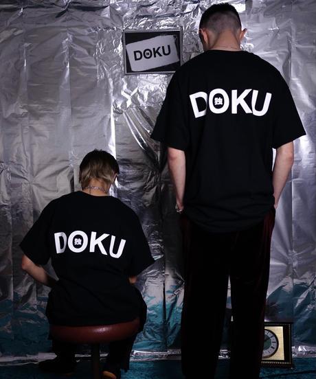 DOKU(独) Basic Logo T shit