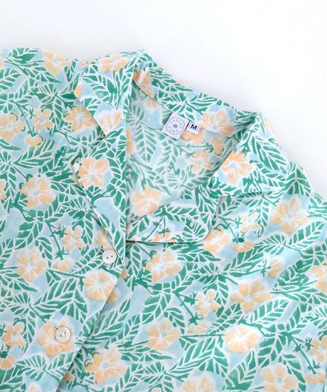 カディパジャマ トップロング/Bell flower