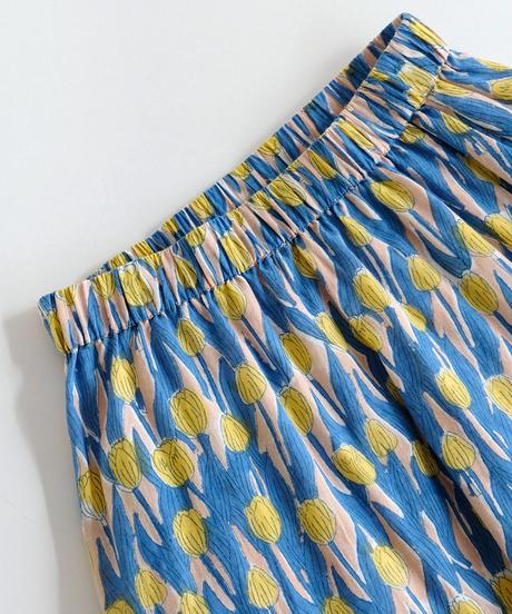 Tulip カディティアードスカート