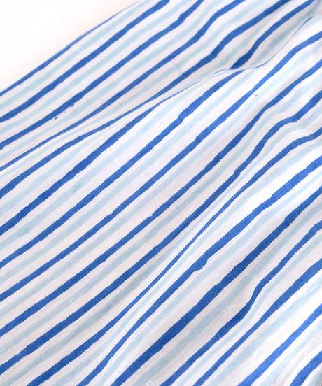 カディパジャマ パンツロング/stripe