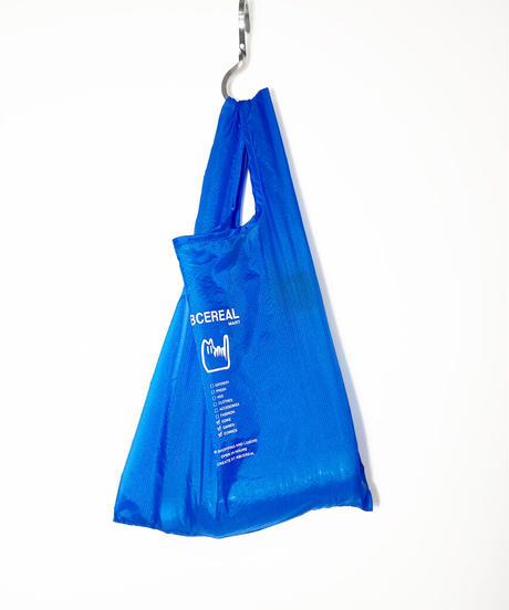 オリジナルコンビニバッグ ブルー