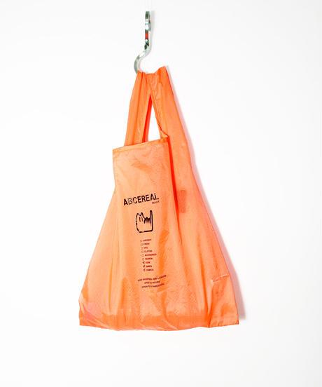 オリジナルコンビニバッグ オレンジ