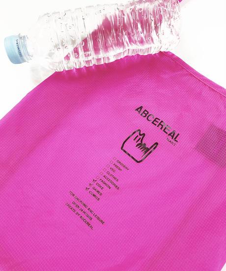 オリジナルコンビニバッグ ピンク