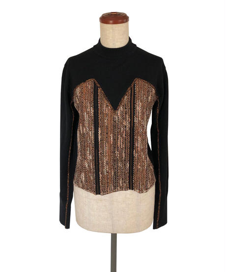 T-04 Inray Knit top