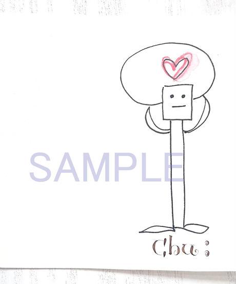 CHU(チュッ)カード