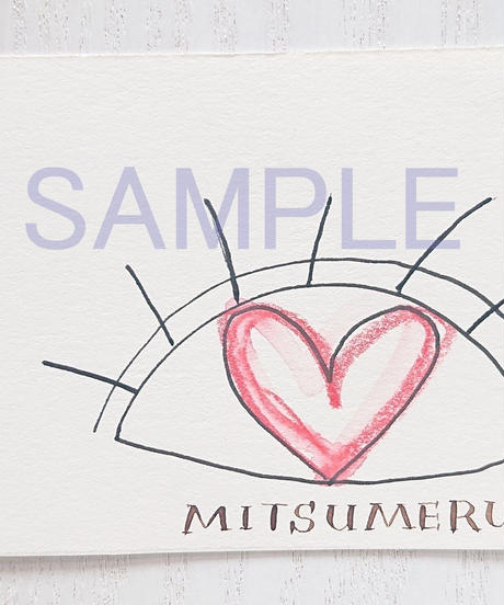 MITSUMERU  +   KIMOIKASHIRA WATASHI・・・2枚セット