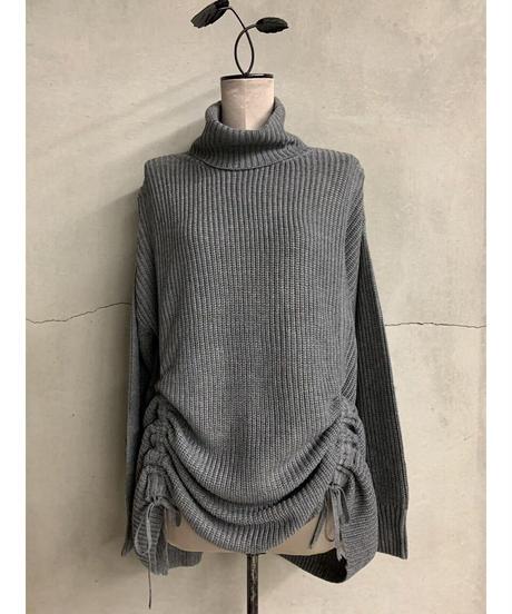 ドロストデザインセーター