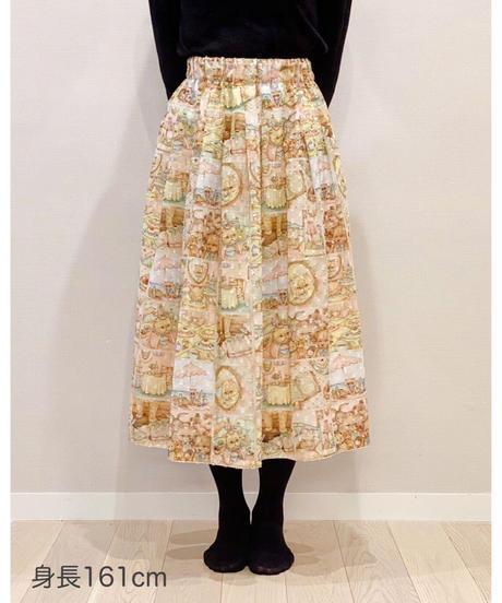 【M】スーちゃんグラムタックスカート