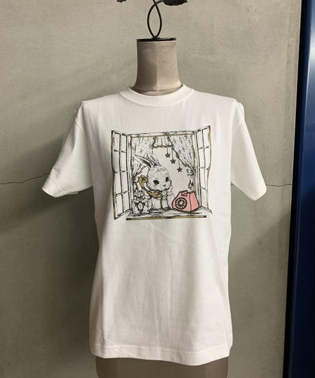 【M】おはようTシャツ