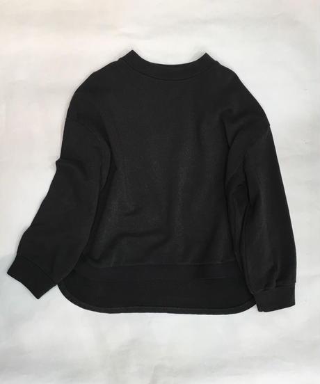 袖デザインプルオーバー