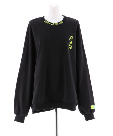 Three Chest Logo Sweat