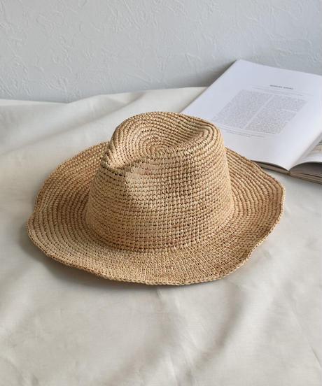 cap-02023 MOUNTAIN STRAW HAT
