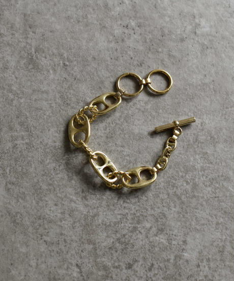 brace-02125 MADE IN JAPAN PIG NOSE LINK CHAIN MANTEL BREATH