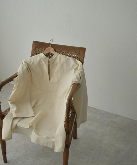 tops-04071 MADE IN JAPAN SKIPPER DRESS SHIRT