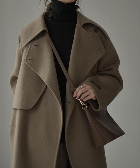 coat-02030 MADE IN JAPAN REVERSIBLE QUILTING BOA COAT