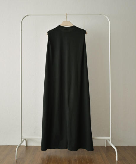 onepiece-04049 MADE IN JAPAN SHOULDER TUCK ONE PIECE