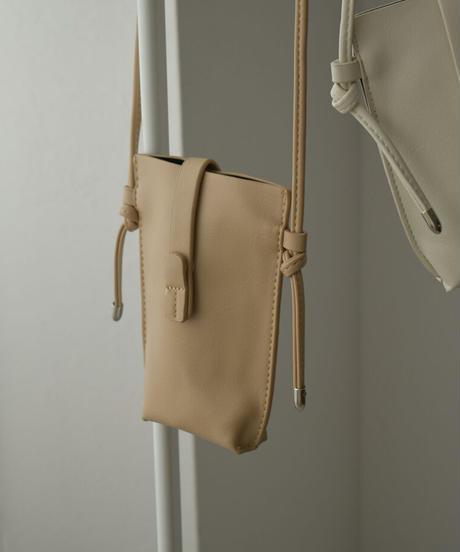 bag2-02578 MINI SHOULDER POCKET POUCH