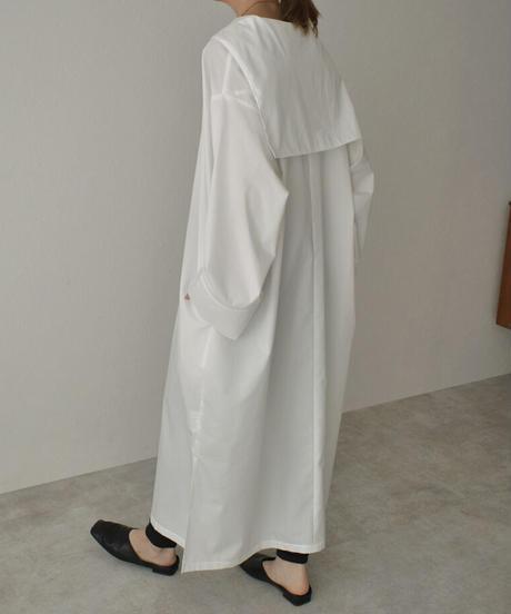 onepiece-04038 SAILOR COLOR SHIRT DRESS