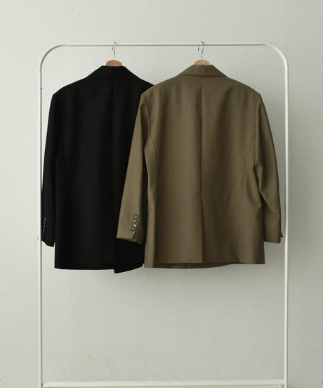 outer-02029  SHOULDER PAD JACKET