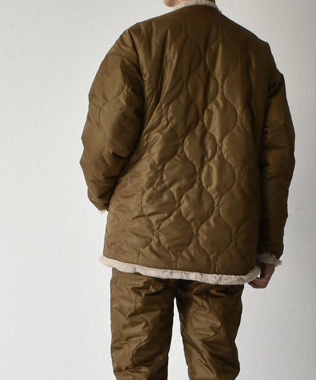 outer-04008 MADE IN JAPAN REVERSIBLE SHORT COAT