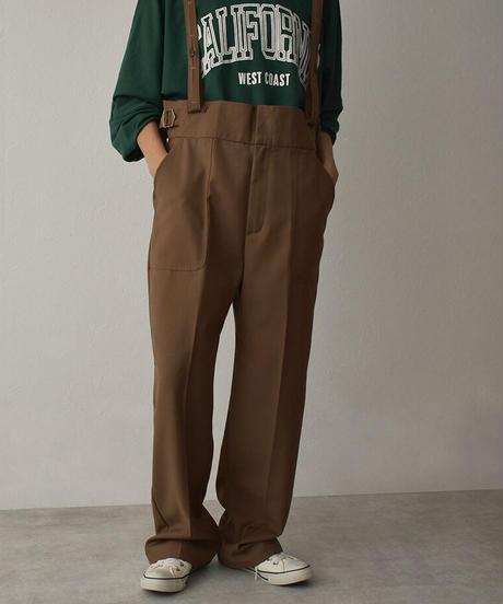 bottoms-07012 SUSPENDER PANTS