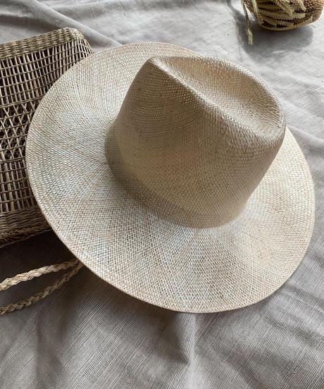 cap-02024 HIGH CROWN STRAW HAT