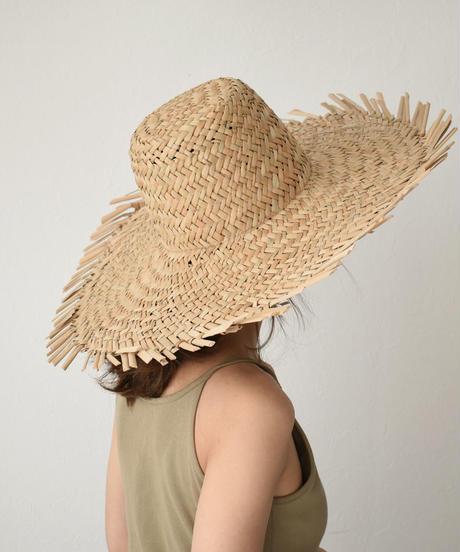 cap-02022 CAPERIN STRAW HAT