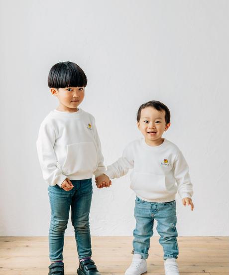 【SALE 50%off】ポケット付きプルオーバー for Kids