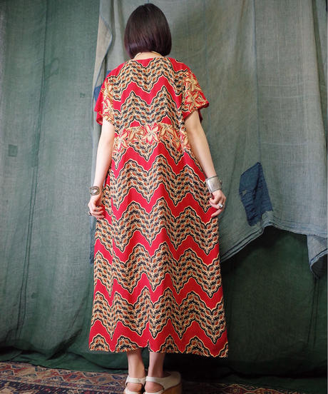 Africanism Rayon Dress