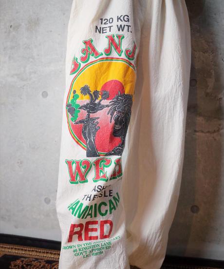 """Vintage """"JAMAICA WEED"""" Sack Pants"""