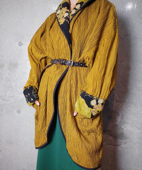 Oriental Mustard Cocoon Jacket