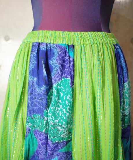 Aurora Switch India Cotton & Rayon Skirt