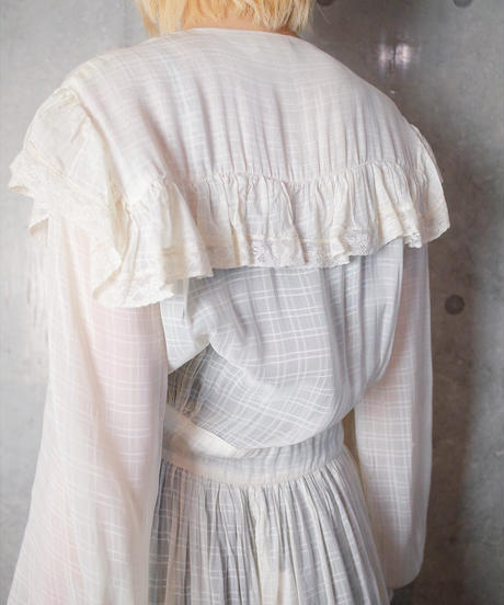 Lingerie Night Gown c.1950