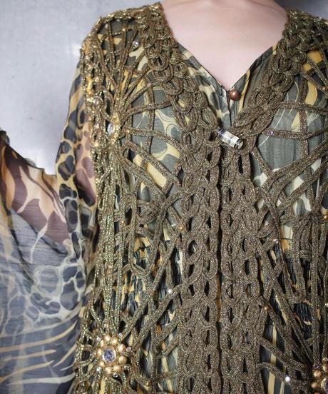 Spider Net Vest