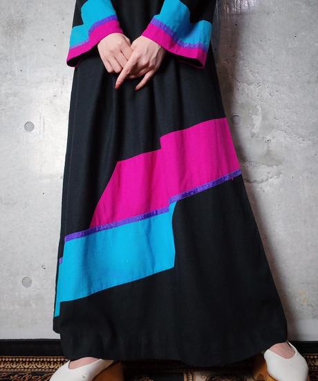 Modern Design Silk Dress