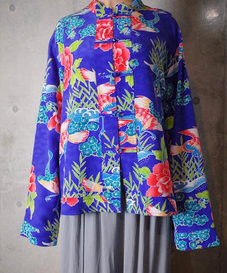 Crane Silk China Shirt