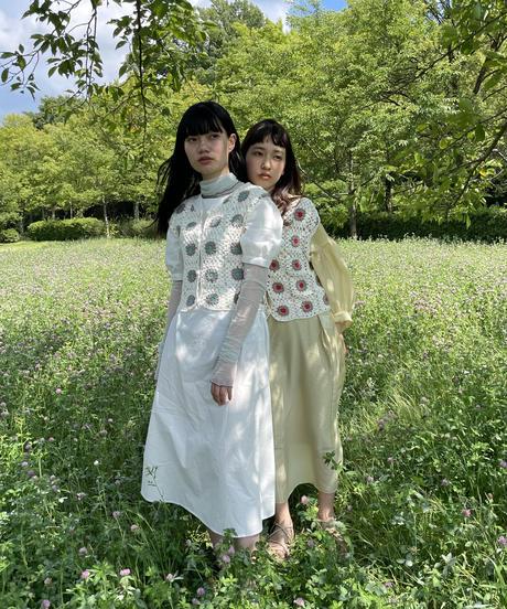 original  knit  vest w.l.g