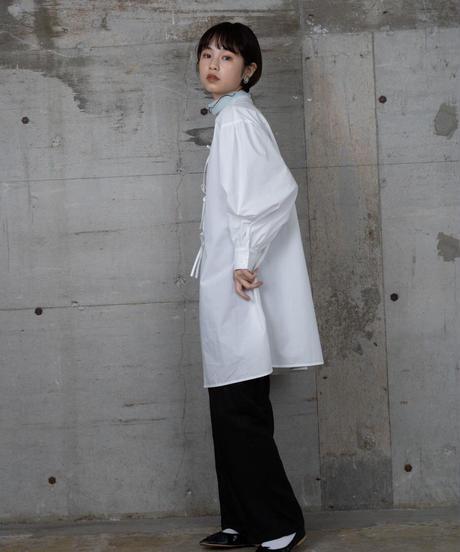 dareka original 2way ribbon blouse