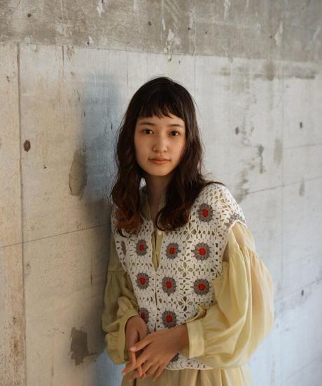 original  knit  vest wrg