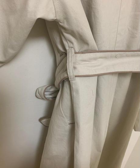 トレンチパイピングコート
