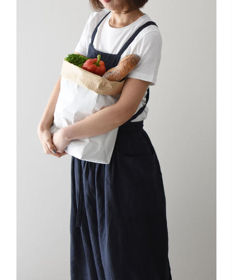 エプロンドレス Casual for Ladeis  NAVY
