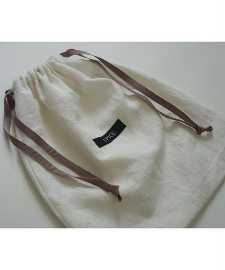 エプロンドレス 巾着セット(カートに入れないでください)