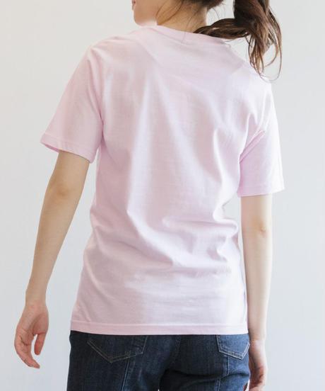 【Ryu Ambe×Mylankaコラボ】イラストコーラジュTシャツ|M85319[Mylanka]
