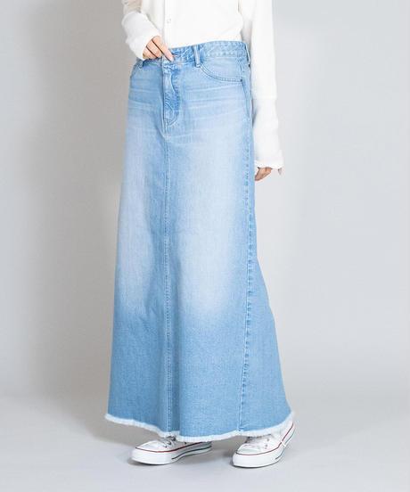 デニムロングスカート|M25605