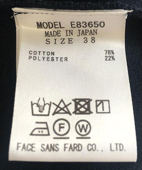 E83650|Cut&Sewn[BEATRICE]
