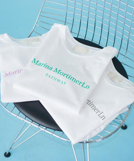 【予約商品】フロントロゴTシャツ|M86121