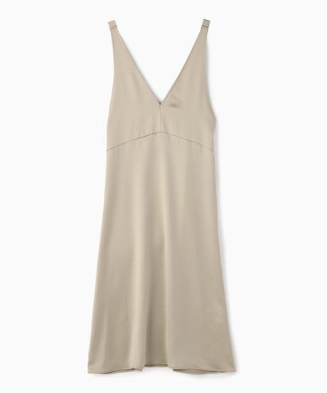 サテンジャンパースカート|M65601